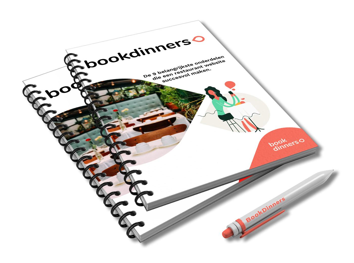 Whitepaper BookDinners
