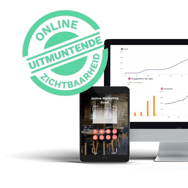 Online Marketing Advies voor Restaurants BookDinners