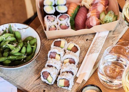 restaurant Karaat bezorgen en afhalen Amsterdam
