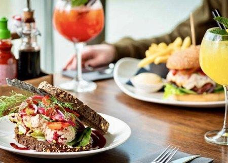 restaurant Mahler bezorgen en afhalen Amsterdam