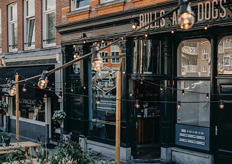 Brasserie Barclay Rotterdam